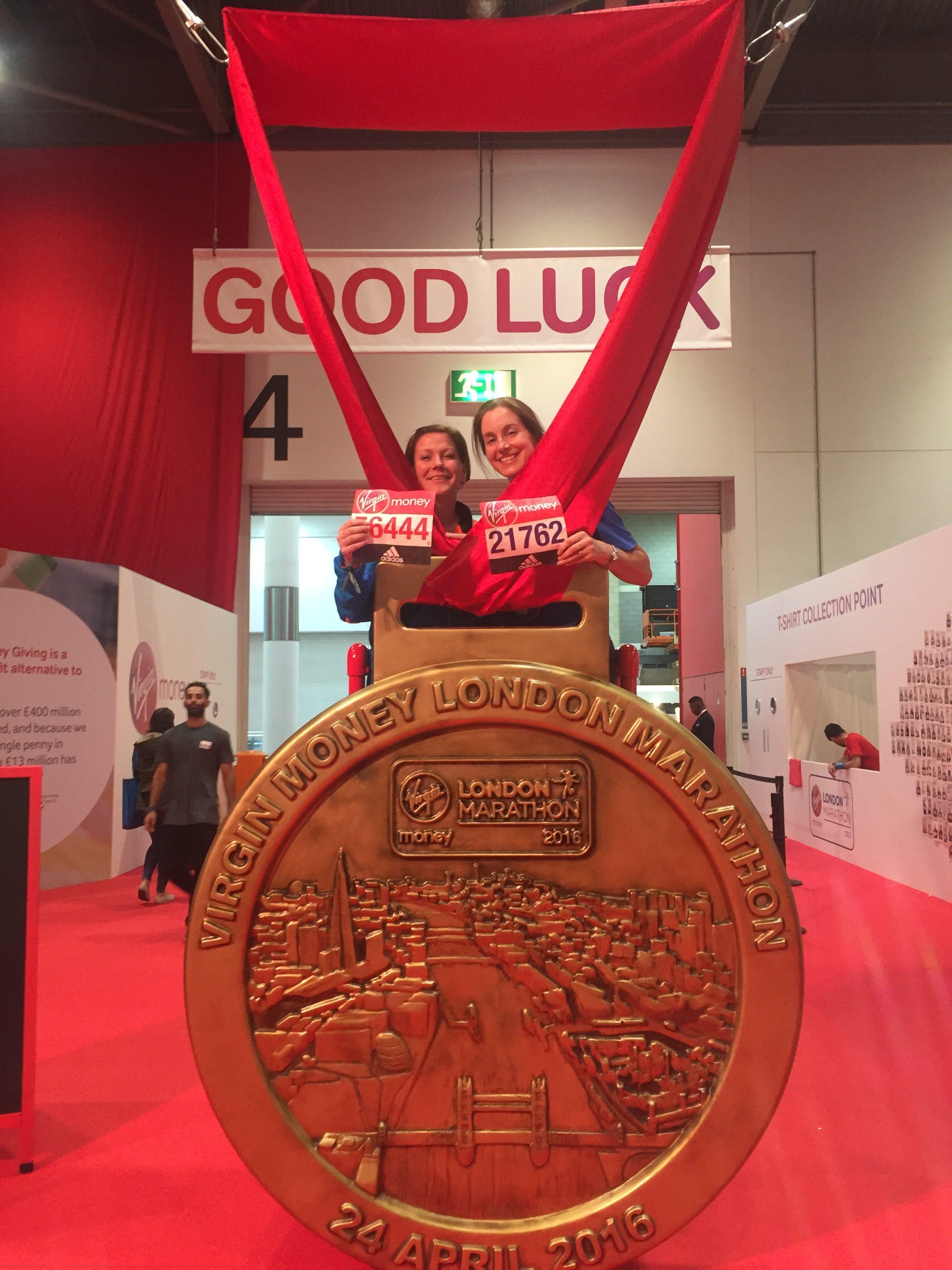 London Marathon Expo 2016