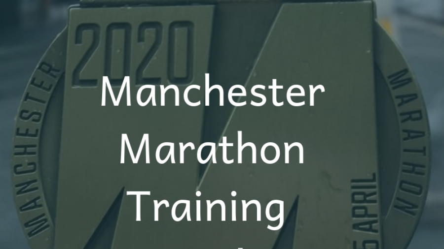 Manchester Marathon training Week 5