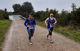 London Marathon 2020 Mile 16